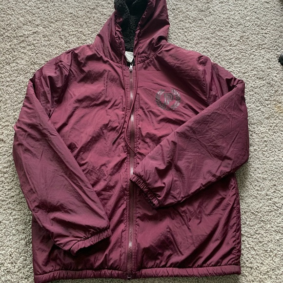 PINK Victoria's Secret Jackets & Blazers - 🔥 SALE! 🔥 Victoria's Secret PINK Sherpa coat 🧥
